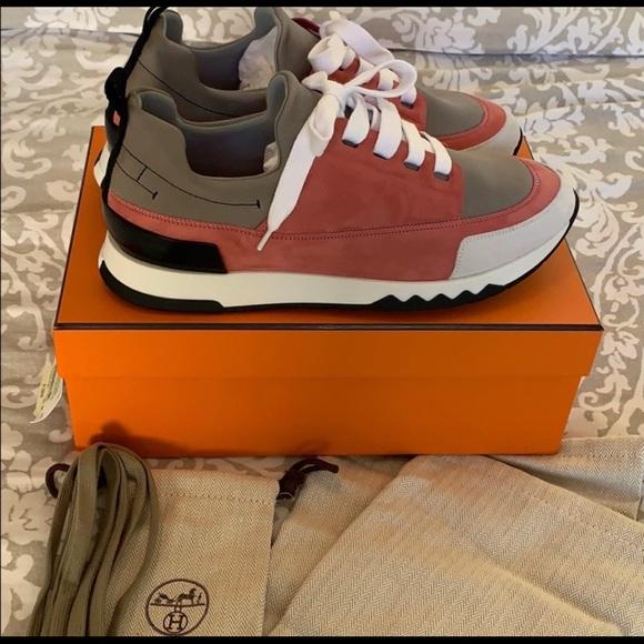 Hermes Shoes | Hermes Stadium Sneaker